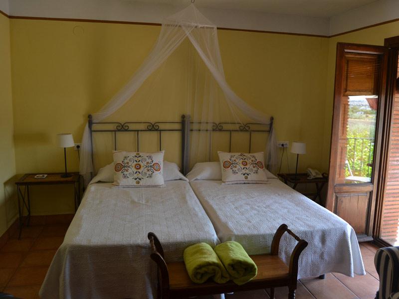Urlaub in Andalusien Granada Unterkunft Hacienda
