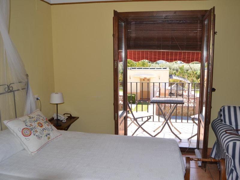 Granada Reise Unterkunft Hacienda