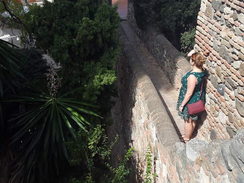 Málaga Reise Stadtrallye Alcazar