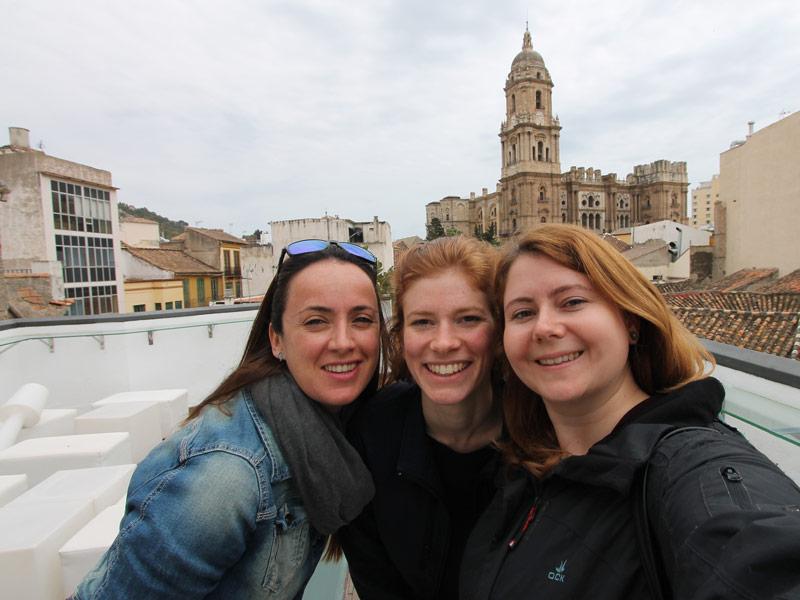 Málaga Reise Andalusien Urlaub Spanien