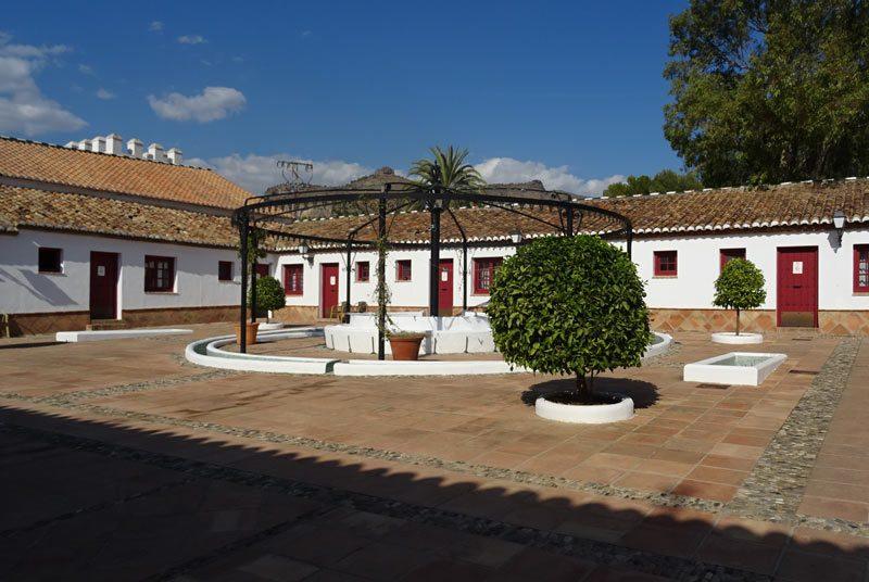 Málaga Andalusien Reise Unterkunft Cortijo