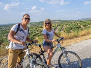 Zuheros Ausflug Fahrradtour Via Verde Andalusien