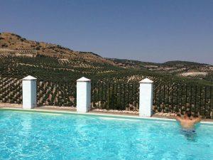 Zuheros Andalusien Olivenregion Olivenmühle Übernachtung