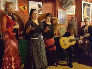 Andalusien Rundreise Flamenco-Show