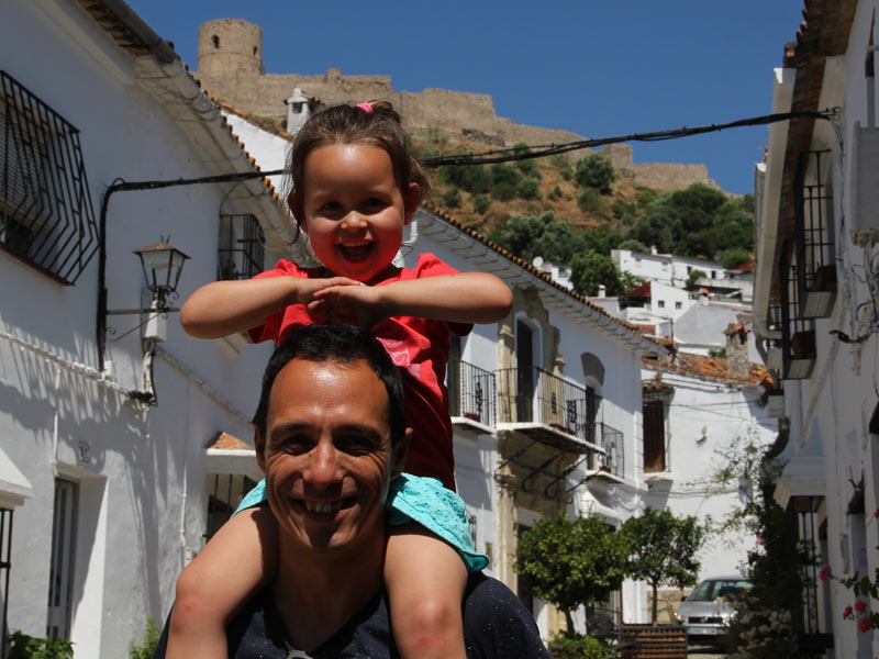 Andalusien mit Kindern Familienurlaub Rundreise