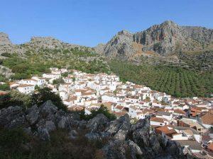 Weiße Dörfer Montejaque Andalusien Rundreise