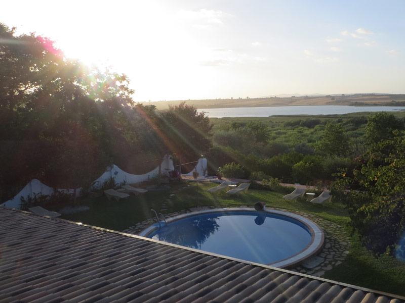 Weiße Dörfer Andalusien Unterkunft mit Pool