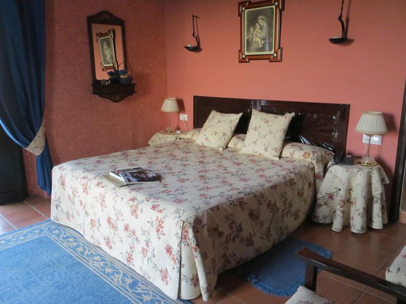 Andalusien Weiße Dörfer Unterkunft Übernachtung