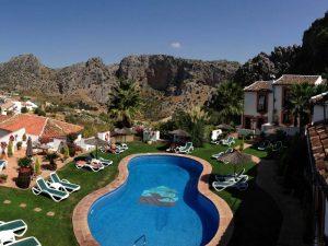 Weiße Dörfer Andalusien Unterkunft Montejaque
