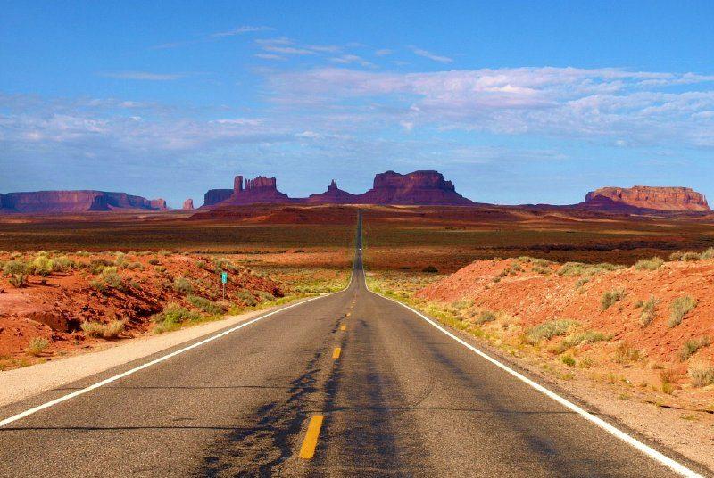 Amerika rondreis Wild west