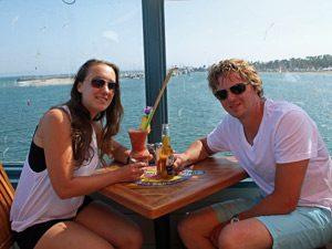 Vakantie Santa Barbara - Cocktail