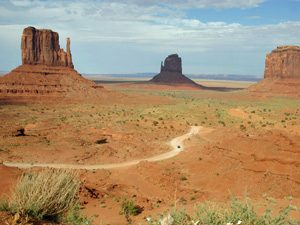 Monument Valley - USA roadtrip