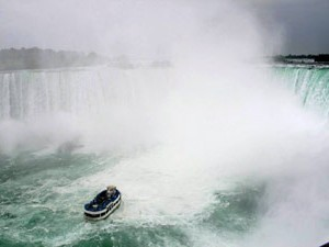 Amerika reis: Niagara Falls