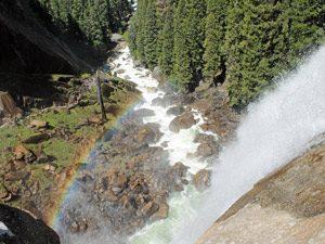 Yosemite_regenboog