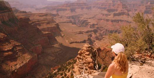 Grand Canyon Amerika reis