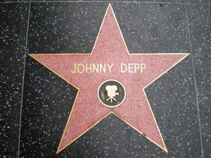 Zie de sterren op Hollywood Boulevard