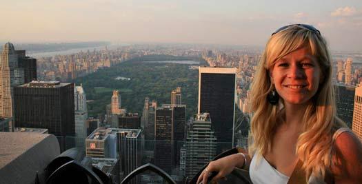 New York - Amerika reis