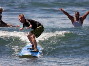 Surfen tijdens je Amerika vakantie