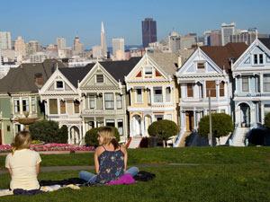 Reizen West Amerika - San Francisco
