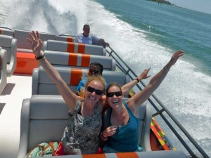 Speedboat tour Miami