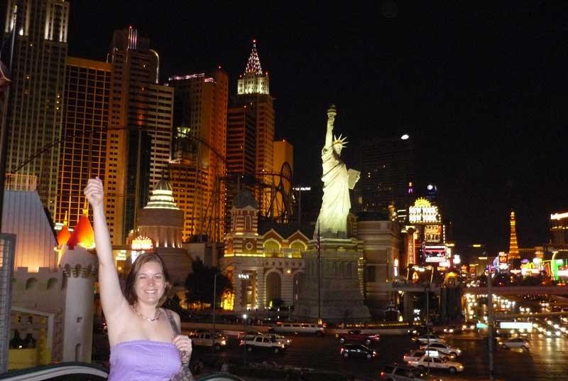 Amerika vakantie Las Vegas