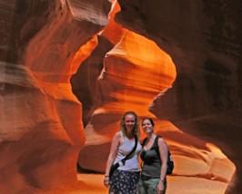Antelope Canyon amerika reis