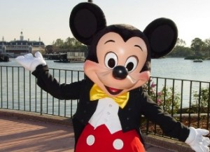Vakantie Florida - Mickey in Disney