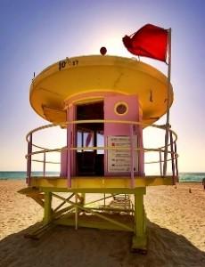 Florida rondreis - strand