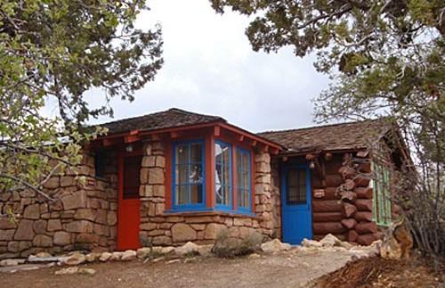 Cabin bij de Grand Canyon