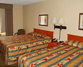 Kamer hotel Grand Canyon