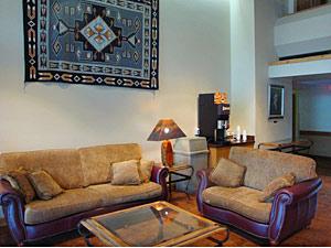 Lobby hotel Grand Canyon