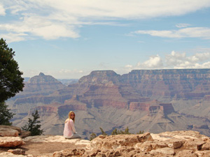Reis Amerika - Grand Canyon