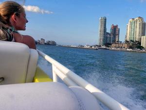 Miami reis - speedboot trip