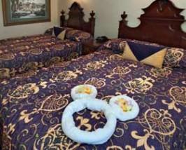 Kamer in Disney hotel - Orlando