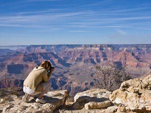 Amerika reizen - Grand Canyon