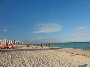 Reis Amerika - strand Miami