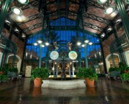 Lobby Disney hotel