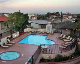 San Diego - zwembad Haciëndahotel