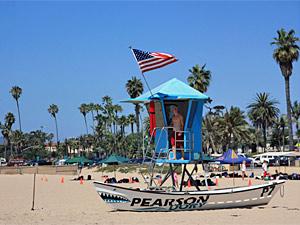 Reizen West Amerika: Santa Barbara
