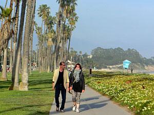 Boulevard Santa Barbara - Amerika reis