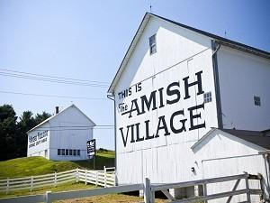 Amish huis