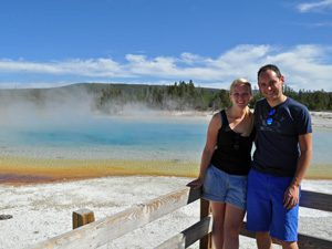 Yellowstone-stel