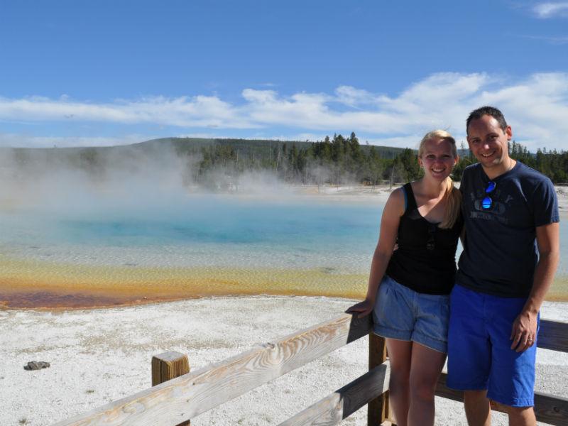 Yellowstone reis