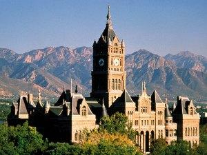 Tussenstop in Salt Lake City