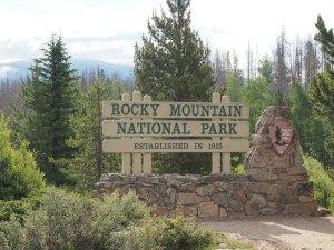 Dwars door de Rocky Mountains