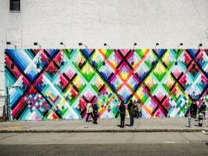 Lower East Village NY door Maciek Lulko