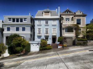 San Francisco straat