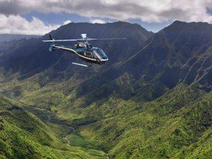 Helikoptervlucht Kauai