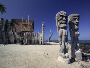 Hawai Pu'uhonua beelden