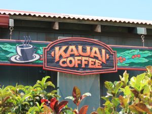 Hawaii Kauai Coffee